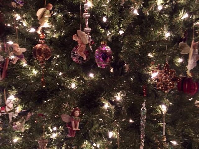 Fairy Alert for Christmas Tree Lovers